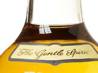 Dalwhinnie Whisky Flaschenhals im Detail