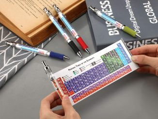 Periodensystem Kugelschreiber