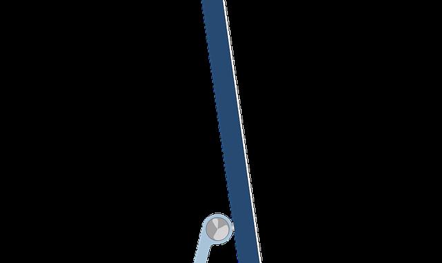 Apple iMac in Farbe Blau